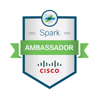 Cisco Spark Ambassador